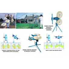 COMBINATION PITCHING Machine ( Jugs )