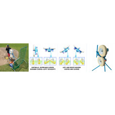 CURVEBALL PITCHING Machine ( Jugs )