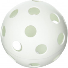 9IN WH PLASTIC TRAINING BALL (Easton)